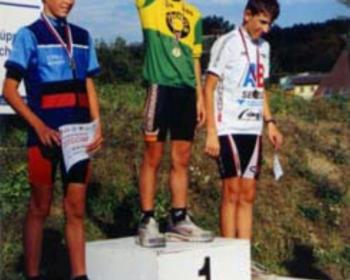 Peťo Sagan celkovým víťazom u starších žiakov