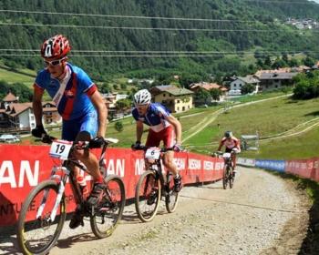 Cyklistické začiatky Petra Sagana (foto cys-zilina.sk)