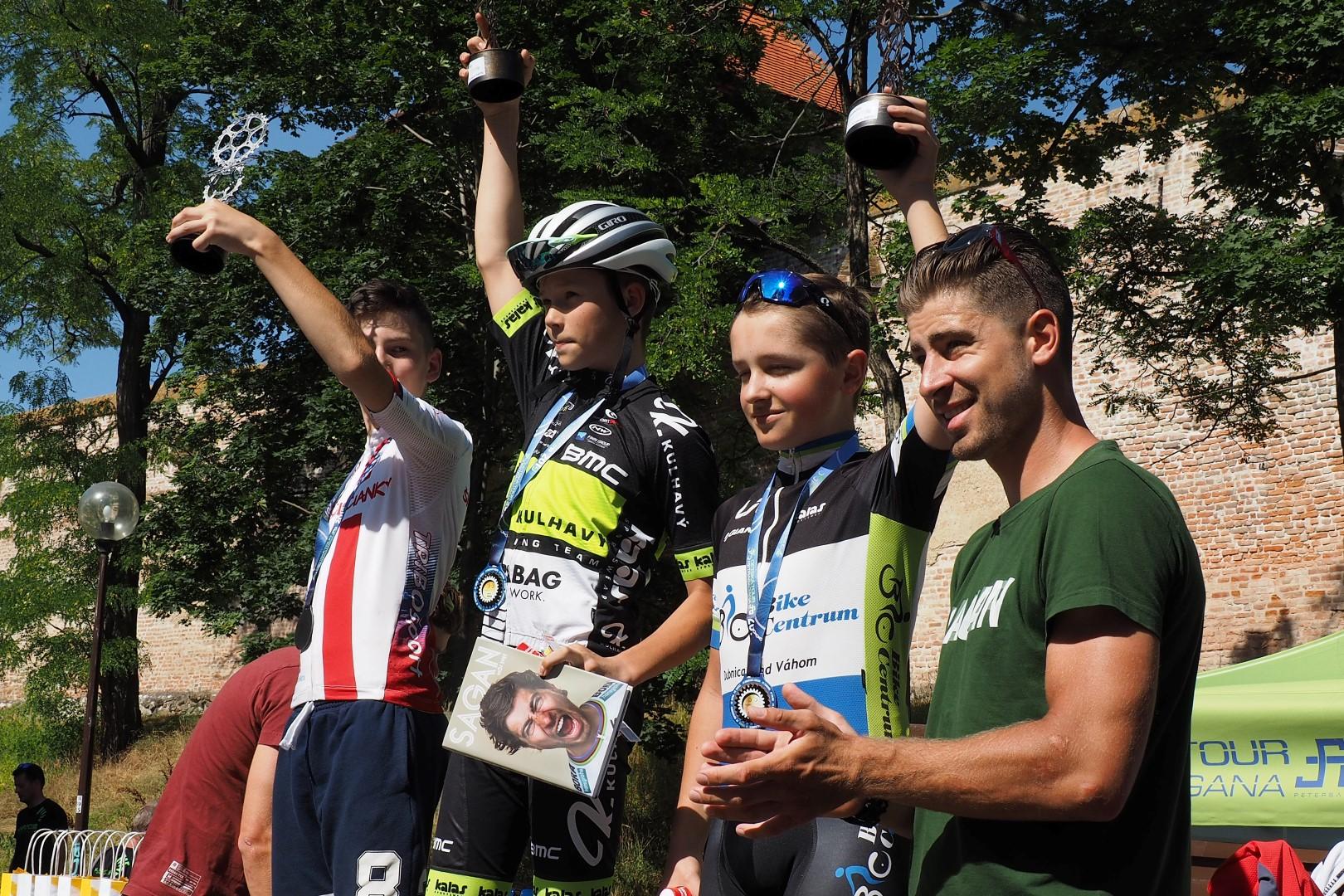 922bf2e7a3441 Detská tour Petra Sagana